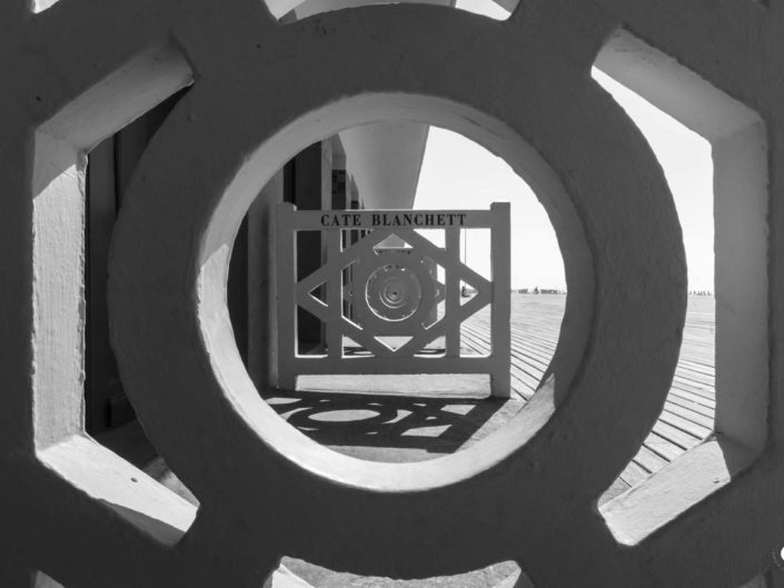 Photos géométriques des Planches de Deauville