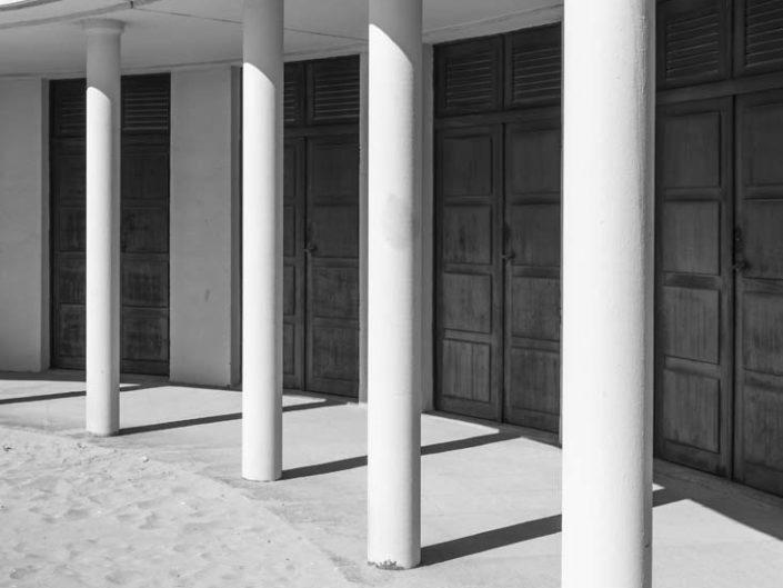 Photos géométriques verticales Deauville