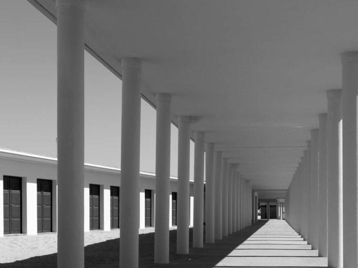 Lignes de fuite et perspective Deauville