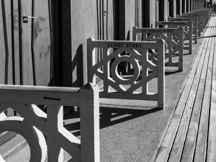 Lignes de fuite et perspective Planches Deauville